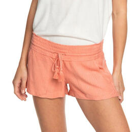 Roxy Women's Elasticized Oceanside Shorts Shorts