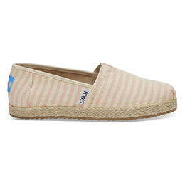 Toms Youth Girl's Alpargata Casual Shoes Blossom