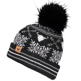 Obermeyer Dallas Knit Pom Hat