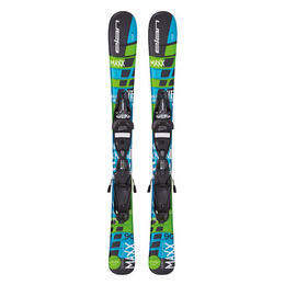 Elan Boys's Maxx QT Skis with EL 4.5 AC QT Bindings '16