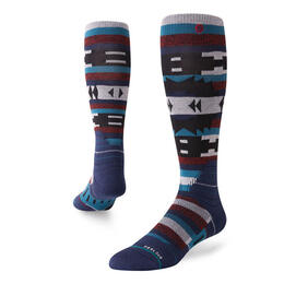 Stance Men's Puertocitos All Snow Socks Navy