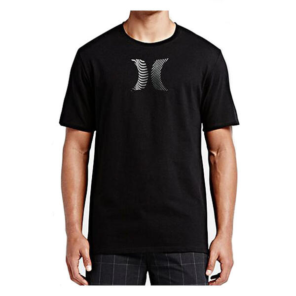Hurley Men's Icon Boardshort Fill Tee Shirt
