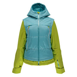 Spyder Women's Moxie Insulated Ski Jacket