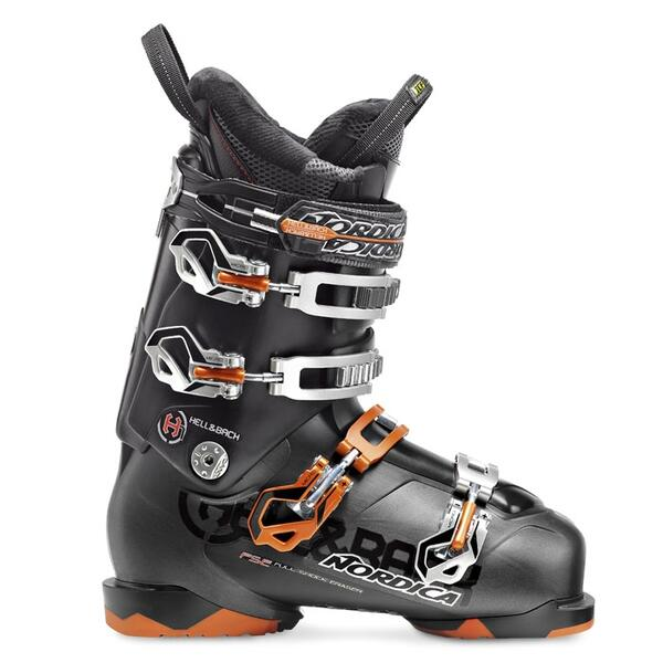 Nordica Men's Hell And Back H3 All Mountain Ski Boots '14