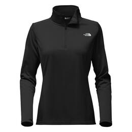 The North Face Women's Tech Glacier 1/4 Zip Fleece Jacket
