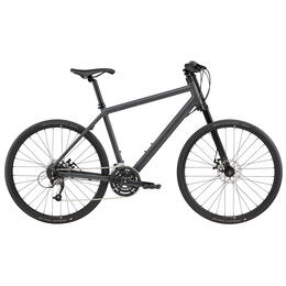 Cannondale Men's Bad Boy 4 27.5 Commuter Bike '18