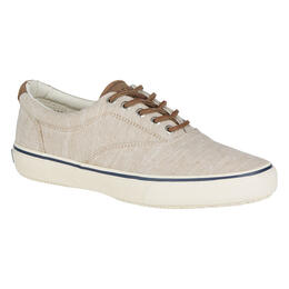 Sperry Men's Striper LL CVO Linen Slip-On Sneakers
