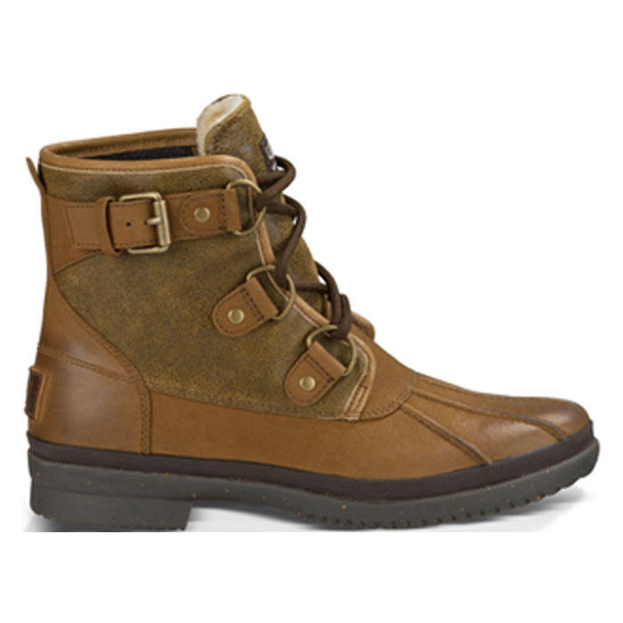 UGG Women's Cecile Boot Right Side Tan