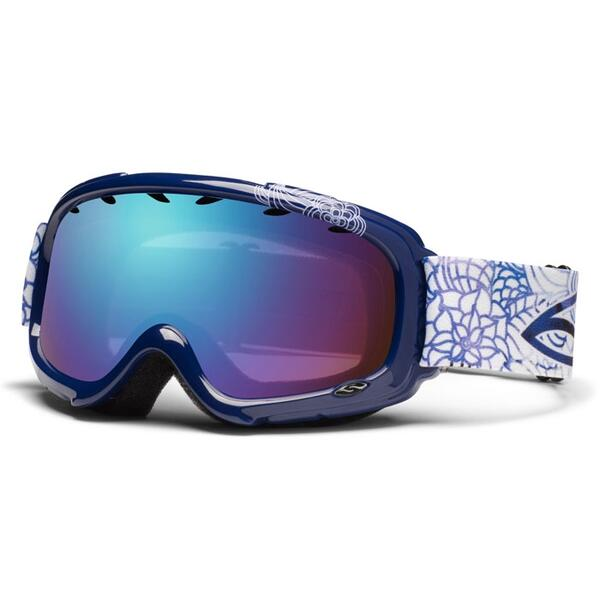 Smith Youth Gambler Snow Goggles with Sensor Lens