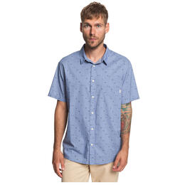 Quiksilver Men's Rock The Road Short Sleeve Shirt