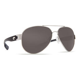 Costa Del Mar Southpoint Polarized Sunglasses with Grey Lens