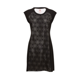 Krimson Klover Women's Jasmine Laser Cut Dress