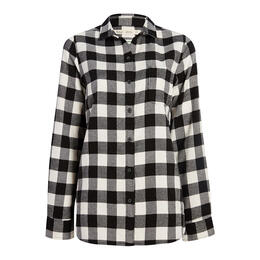 Woolrich Women's Pemberton Flannel Long Sleeve Top