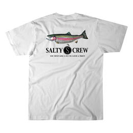 Salty Crew Men's Rainbow T-Shirt
