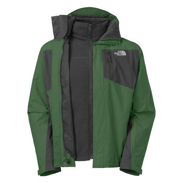 The North Face Men's Tiberius Triclimate Jacket