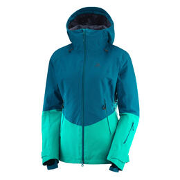 Salomon Women's QST Guard Insulated Ski Jacket