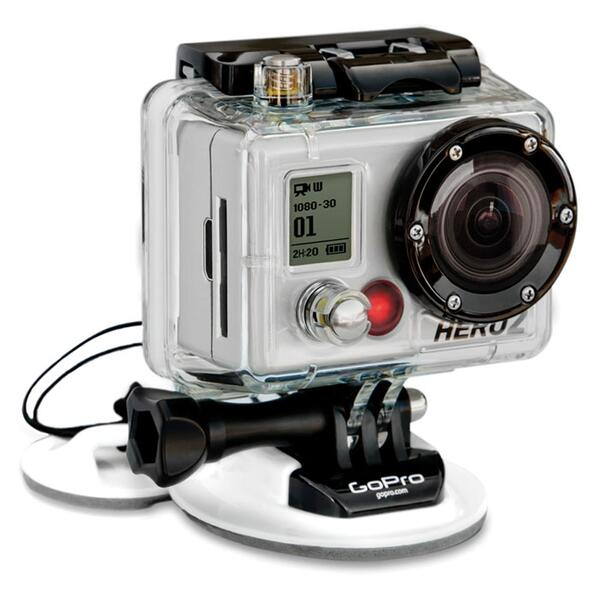 Gopro HD Hero2: Surf Edition Camera