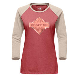 The North Face Women's Tenaya Baseball T-shirt