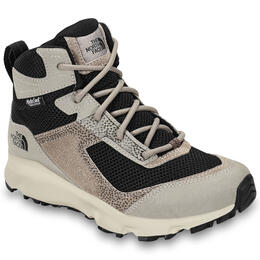 The North Face Boy's Hedgehog II Mid Waterproof Hiking Shoes