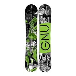 GNU Men's Carbon Credit All Mountain Snowboard '17