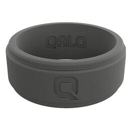 Qalo Men's Step Edge Q2X Silicone Ring