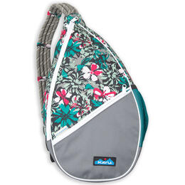 KAVU Women's Paxton Pack Painted Floral Backpack
