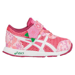 Asics Girl's School Yard TS Running Shoes