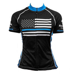 Canari Women's #BackTheBlue Cycling Jersey