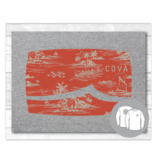Cova Men's The View Tee Shirt