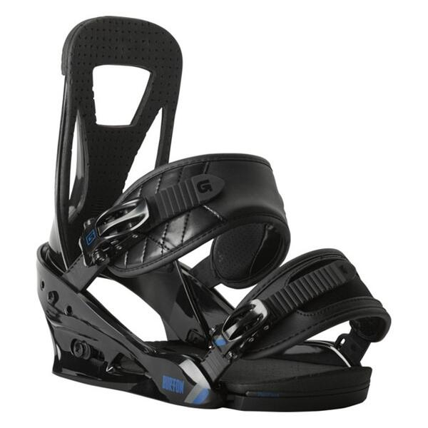 Burton Men's Freestyle Re:flex Snowboard Bindings '14