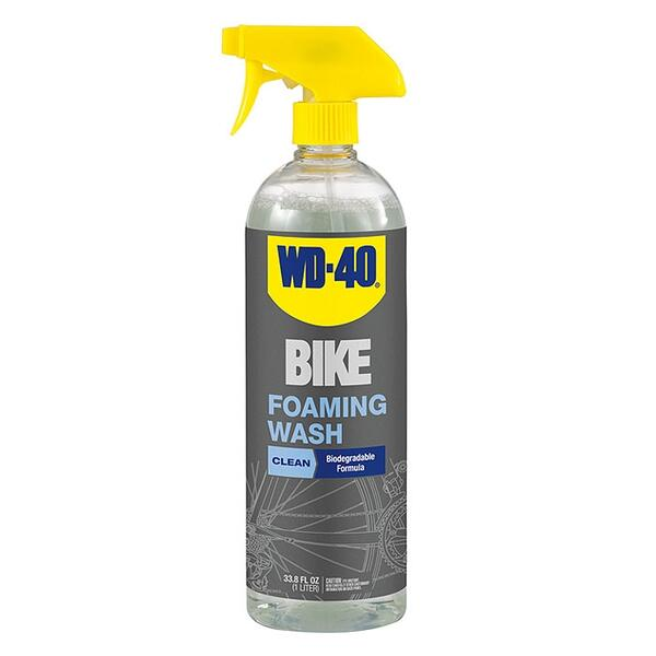 WD-40 Clean Bike Foaming Wash 1 liter