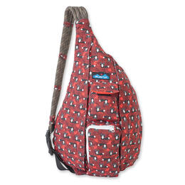 Kavu Women's Rope Bag Backpack Raccoon