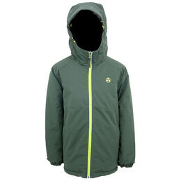 Turbine Boy's Rappel Reversible Jacket