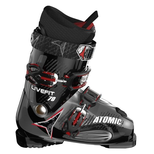 Atomic Men's Live Fit 70 All Mountain Ski Boots '14