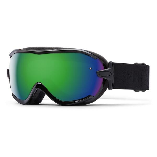 Smith Viture Snow Goggles With Green Sol X Lenses
