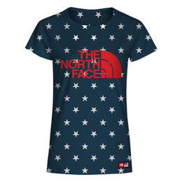The North Face Women's Ic All Over Print T-shirt