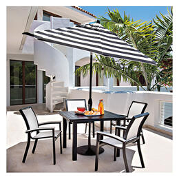 Telescope Casual Bazza Beachwood 5-Piece Rectangle Table Dining Set