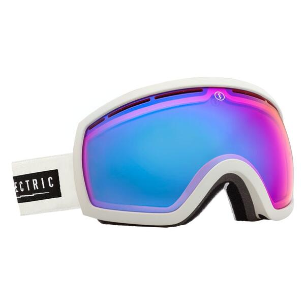 Electric EG2.5 Snow Goggles with Rose/Blue Chrome Lens