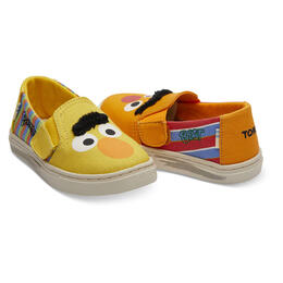 Toms Kid's Luca T Casual Shoes Bernie And Ernie