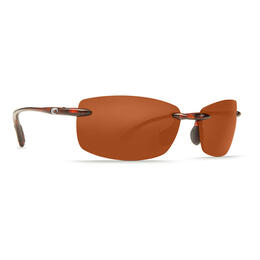 Costa Del Mar Ballast Polarized Sunglasses with Copper Lens