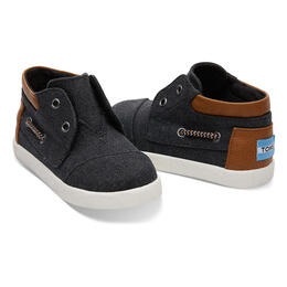 Toms Toddler Boy's Bimini High Shoes