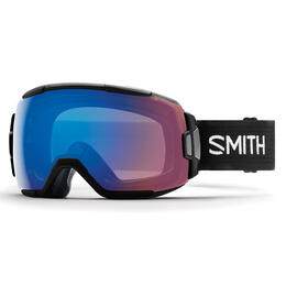 Smith Vice Snow Goggles W/ Chromapop Rose Flash Lens (Asian Fit)