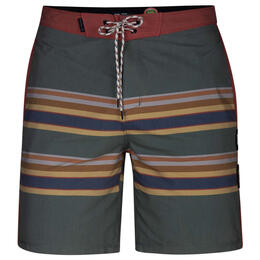 Hurley Men's Pendleton Badlands Beachside Boardshorts
