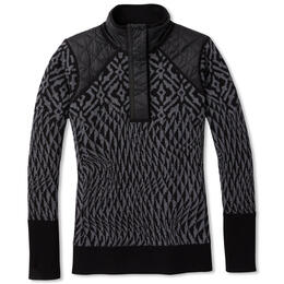 Smartwool Women's Ski Ninja Pull Over Sweater