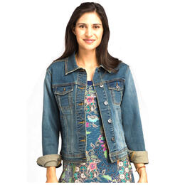 PrAna Women's Abbot Denim Casual Jacket