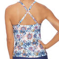 Next By Athena Women's Rising Sun Tankini S