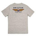 Brixton Men's Hackett Short Sleeve Pocket T