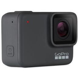GoPro HERO7 Silver Camera With 32GB SD Card