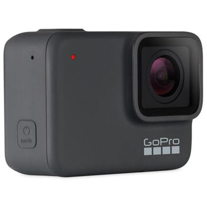 Gopro Hero7 Silver Camera W Sd Card