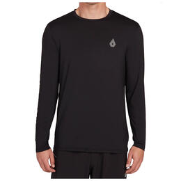 Volcom Men's More Of Us Long Sleeve Rashguard